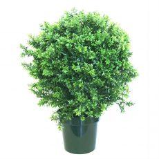 Kunstig boxwood busk Ø45xH60cm *SALG