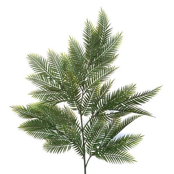 Kunstig gren tropisk palme L102cm