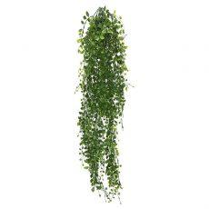 Kunstig boxwood hengeplante L102cm u/potte