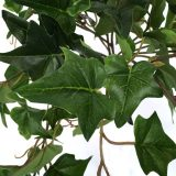 Kunstig eføy plante grønn UV 56cm u/potte