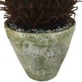 Kunstig palme ananas H130cm m/potte