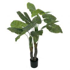 Kunstig calla plante storbladet H110cm