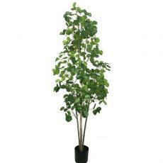 Kunstig greenleaf tre H180cm