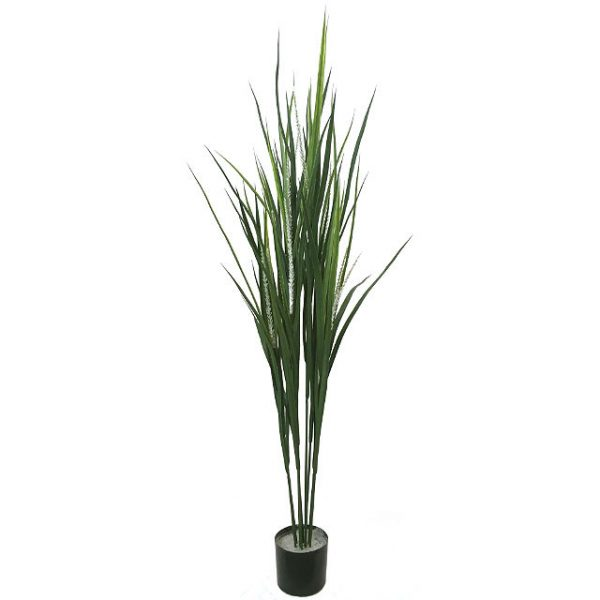 Kunstig gress plante yucca fresh UV H180cm