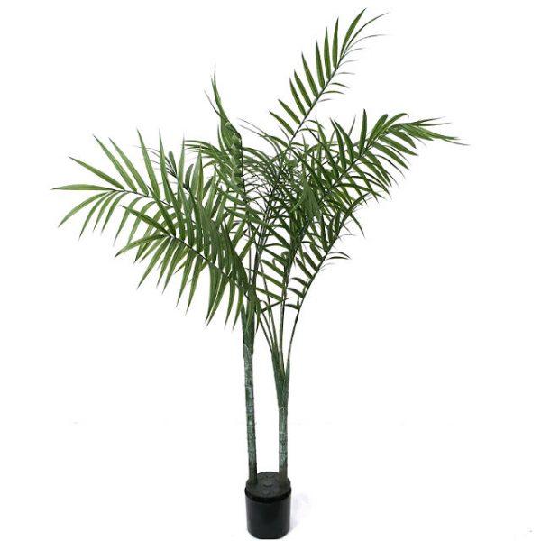 Kunstig palme areca air H140cm