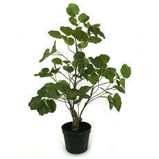 Kunstig greenleaf plante H60cm
