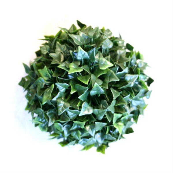 Kunstig eføy ball grønn Ø15cm *SALG