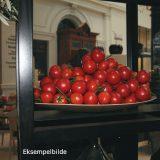 Kunstig tomat klase m/3stk *SALG