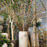 Kunstig gåsunge gren enkel 115cm *SALG
