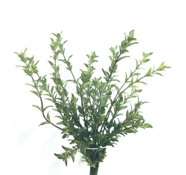 Kunstig krydderurt plante H31cm u/potte *SALG