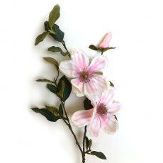 Kunstig magnolia prakt gren lysrosa 90cm *SALG