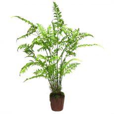 Kunstig bregne plante H160cm