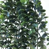 Kunstig eucalyptus hengeplante75cm u/potte