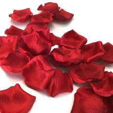 Roseblader røde 36stk *SALG