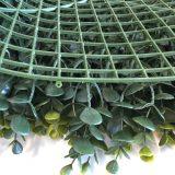 Kunstig eucalyptus matte grønn L50xB50xH10cm
