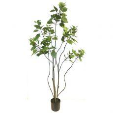 Kunstig parykkbusk grønn H120cm