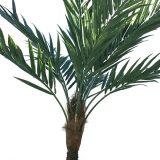 Kunstig palme coco naturstamme UTE H300cm