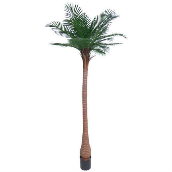 Kunstig palme coco rett UTE H240cm