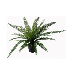 Kunstig bregne plante boston UV H65cm