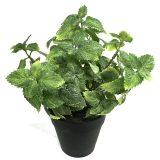 Kunstig mynthe plante H25cm *SALG