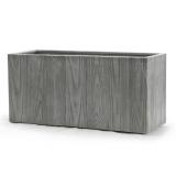 Potte wood poly rektangel L60xB22xH29cm *SALG