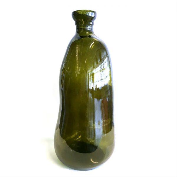 Glassvase oliven H51cm