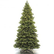 Kunstig juletre Archibald spruce H210cm m/lys ute/inne