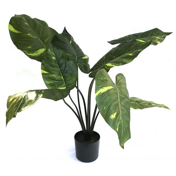 Kunstig gullranke plante H80cm