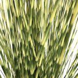 Kunstig gress plante zebra gul/grønn H120cm