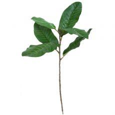 Kunstig fikus gren storbladet UV 99cm