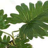 Kunstig philodendron plante UV H80cm