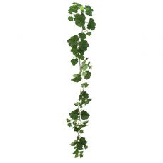 Kunstig girlander geranium UV L165cm