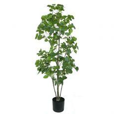 Kunstig greenleaf tre H150cm