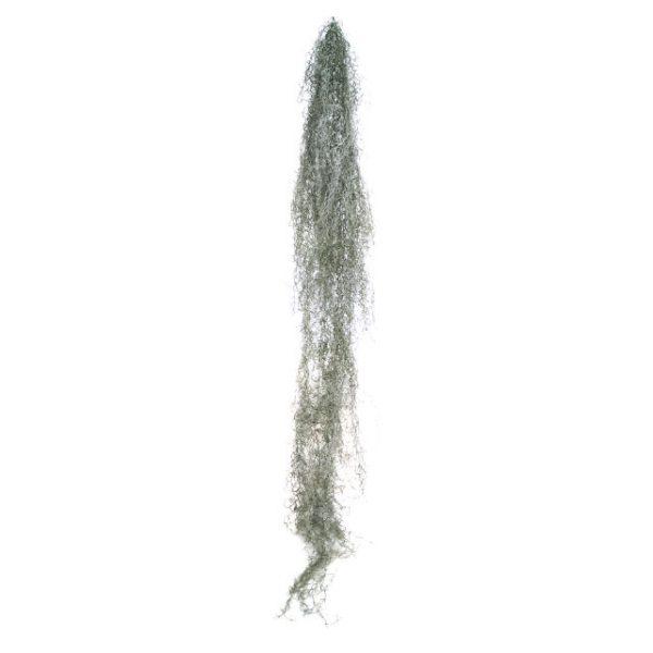 Kunstig girlander tillandsia gigant støvgrønn L250cm