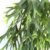 Kunstig hjortebregne hengeplante lys grønn L85cm u/potte