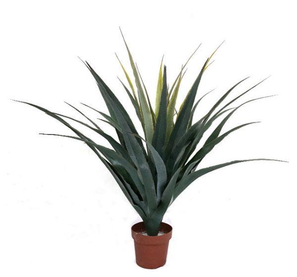 Kunstig agave plante H95cm