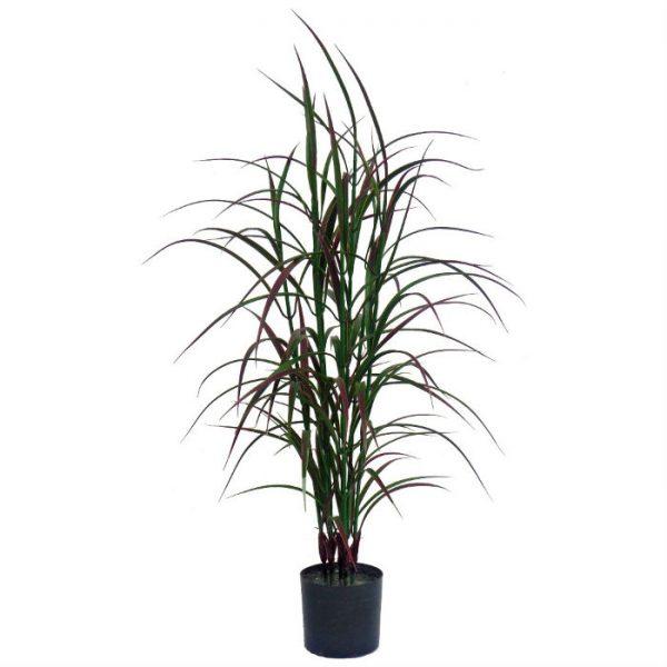 Kunstig gress plante red tail UV H90cm