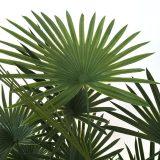 Kunstig palme vifte UV H135cm