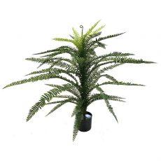 Kunstig bregne plante boston UV H80cm