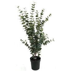 Kunstig eucalyptus plante H115cm