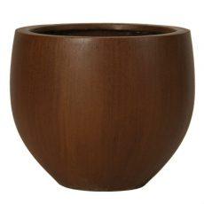 Potte RP rust ficonstone rødbrun Ø53xH45cm