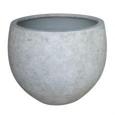 Potte RP betong ficonstone lys grå Ø69xH57cm