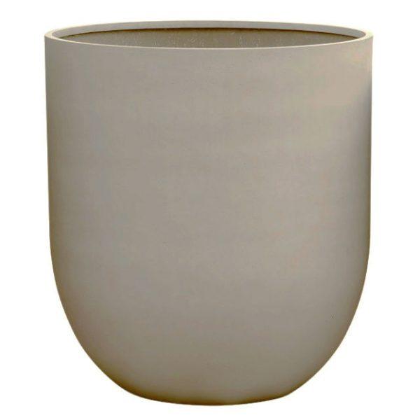 Potte XL rund sandstone cement Ø114xH125cm