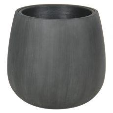 Potte jumbo ficonstone antikk grå Ø52xH50cm