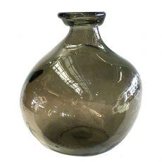 Glassvase sot H18cm