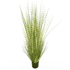 Kunstig gress plante antilope gul/grønn H125cm