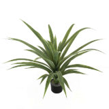 Kunstig agave plante longleaf grønn H85cm