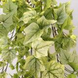 Kunstig eføy hengeplante lime 180cm u/potte