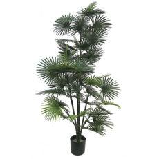 Kunstig palme vifte UV H183cm