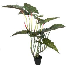 Kunstig taro plante air H180cm